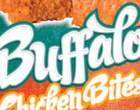 Buffalo Bites Display Graphics