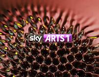 Sky Arts Rebrand 2012
