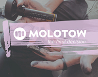 Molotow — Redesign