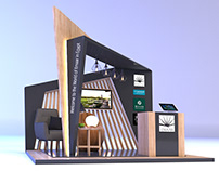 Emaar-Sales booth