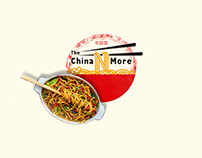 The China N More | Restaurant Brand Identity Design