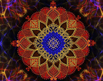 Panch Tatva - Mandala Series