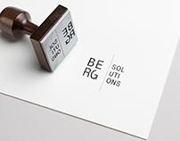 Berg Solutions - Identity Design - Logo Design
