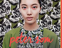 Maybelline X Peter Som