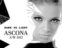 Diseño de Flyer Ascona Fashion