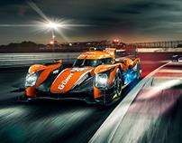 G-Drive Racing Campaign 2016 [FIAWEC/ELMS]