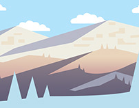 Mountain : Illustration #2