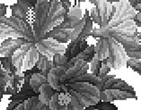Pixel Art - Bouquets