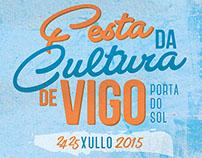 Festa da Cultura · Poster Design