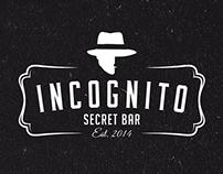 Logo dla Incognito Bar
