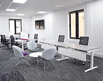 Stopgap | Office Fit Out | Richmond | Surrey