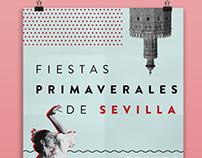 POSTER | FIESTAS PRIMAVERALES DE SEVILLA