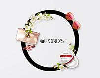 Pond's - Mother's Day - Social Media Posts