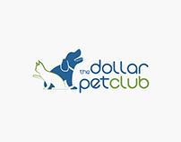 The Dollar Pet Club Logo