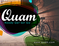 Quam Brand Logo
