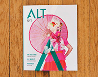 Grand View's Honors ALT Magazine, Volume 7.