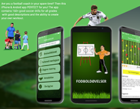Football Exercises - Fitness App