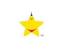 SUMO STAR LOGO DESIGN