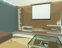 Design de Interiores Residenciais/Móveis sob Medida