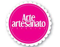 Magazine Arte & Artesanato
