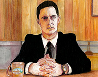 Dale Cooper / Twin Peaks