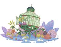 Gardener Robot