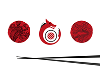 "logo ""Red Dragon"""