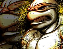 TMNT x Explosive Anger