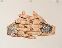 Matt's Hands