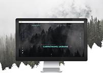 Portfolio Web UI Template