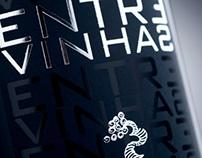 ENTRE VINHAS | wine branding