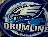 Philadelphia Eagles Drumline Logo