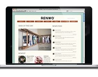 RENWO Website