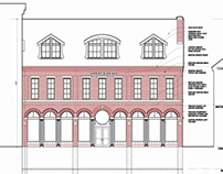 Historical Adaptive Re-Use: Commercial + Residential