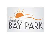 Anaheim Bay Park Signage