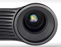 RADIO Samsung · Proyector 3LCD