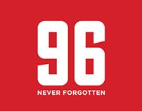 96 NEVER FORGOTTEN