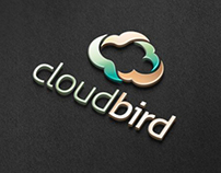 Cloud Bird - Logo Template | $29