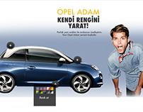 Opel Adam - Mikro Site