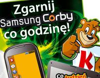 Kubuś - Zgarnij Samsung Corby