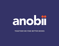 Anobii Website // Social Network redesign