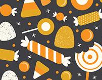 Halloween Patterns | Surface Design