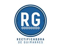 Rectificadora de Guimarães - Rebranding