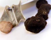truffle menu