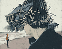 'Eternal Sunshine' - CIAK - Illustration Contest