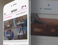 LA POLAR | Sitio E-commerce mobile