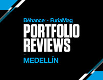 Behance Portfolio Reviews Medellín #3