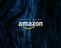 Amazon UI redesign concept