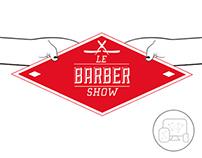 Barber Show - Identité - Web