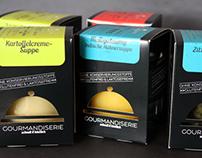 Gourmandiserie Branding
